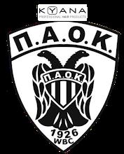 Team symbol of ΠΑΟΚ